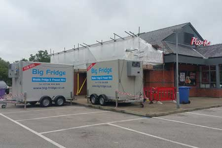 Mobile Refrigerated Trailers: Refrigerated Trailer Hire